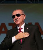 Başkan Erdoğan'dan Millilere tebrik