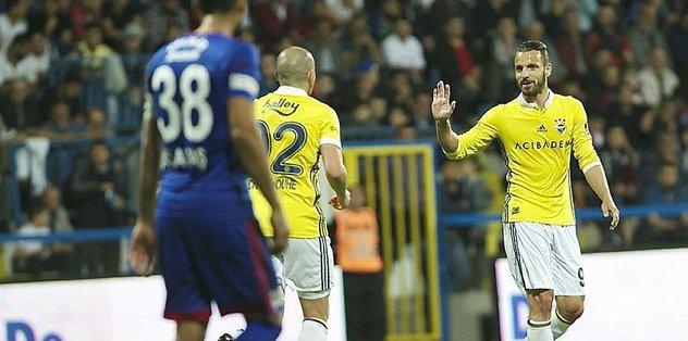 Karabükspor: 0 - Fenerbahçe: 7  | MAÇ SONUCU