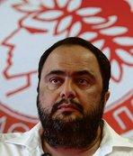 Olympiakos Başkanı Marinakis: ''Boğulmalarını diliyorum''