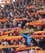 Malatya ve Trabzonlu taraftarlar maça birlikte gidecek