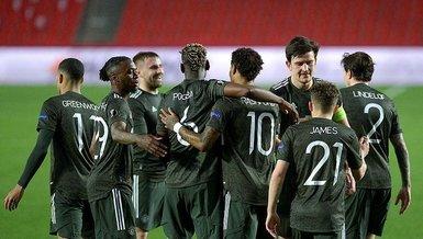 Granada Manchester United 0-2 (MAÇ SONUCU - ÖZET)
