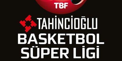 Tahincioğlu Basketbol Süper Ligi'nde play-off programı belli oldu!