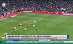 Burak Yılmaz atıyor Beşiktaş kazanıyor
