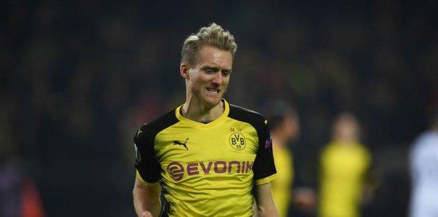 Fenerbahçe'nin transfer gündemindeki Schürrle Borussia Dortmund'dan ayrıldı! - Euroleague -