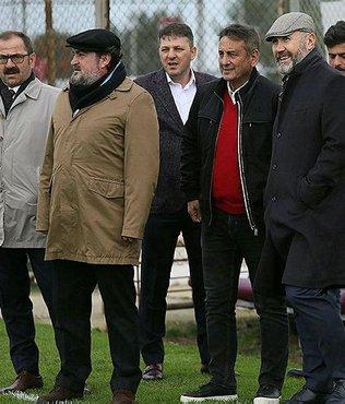 Trabzonspor yönetimi 1461 Trabzon'u ziyaret etti