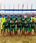 Erciş Belediyesi Plaj Futbol Takımı, Türkiye Şampiyonu oldu