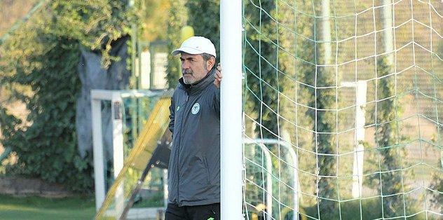 Konyaspor'dan resmi açıklama! Aykut Kocaman...
