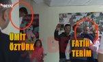 Ümit Öztürk'ün skandal görüntüsü!