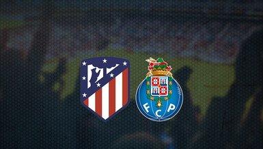 Atletico Madrid - Porto maçı ne zaman? Saat kaçta ve hangi kanalda canlı yayınlanacak? | UEFA Şampiyonlar Ligi