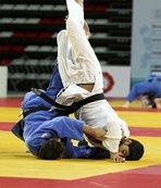Judo'da Büyükler Türkiye Şampiyonası başladı
