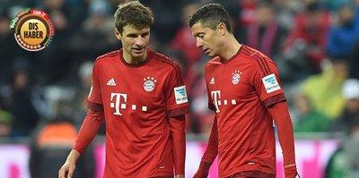 Thomas Müller Bayern Münih'ten ayrılmak istiyor