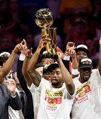 NBA'de şampiyon belli oldu!