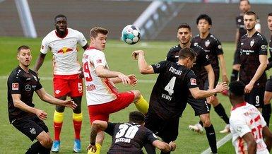 RB Leipzig - Stuttgart: 2-0 (MAÇ SONUCU - ÖZET)