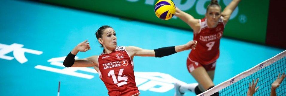 Türkiye: 0 İtalya: 3 (Dünya Voleybol Şampiyonası)