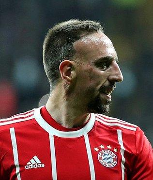 Franck Ribery Fiorentina'yla anlaştı