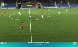 Andorra 2 - 0 Türkiye U21 l ÖZET
