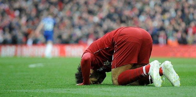 Muhammed Salah en etkili 100 kişi arasına girdi