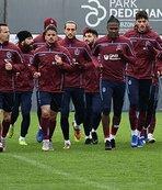 Trabzonspor'da Antalyaspor'a bileniyor