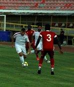 Yeni Malatya'dan güzel prova: 2-0