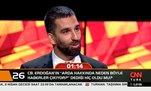 """Arda Turan: """"Cumhurbaşkanımız için dua ediyoruz"""""""