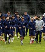 Fenerbahçe  Büyükşehir Belediye Erzurumspor maçı hazırlıklarına başladı