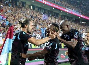 Trabzonspor'un yıldızına kötü haber