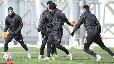 Konyaspor'da Jesse Sekidika şoku
