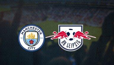 Manchester City - RB Leipzig maçı ne zaman? Saat kaçta ve hangi kanalda canlı yayınlanacak?   UEFA Şampiyonlar Ligi