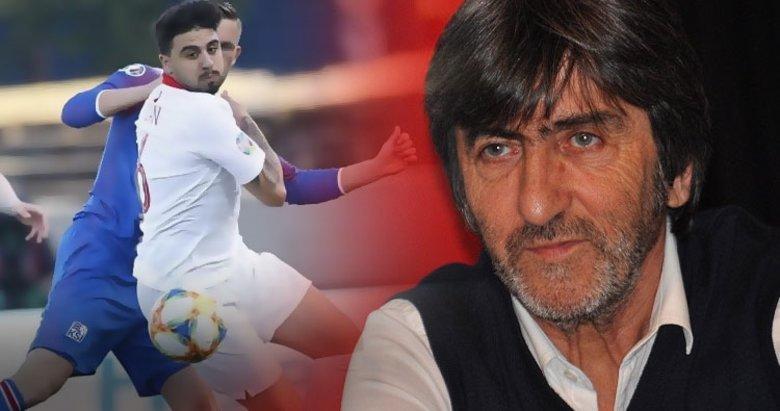 Rıdvan Dilmen'den İzlanda - Türkiye maçı yorumu!