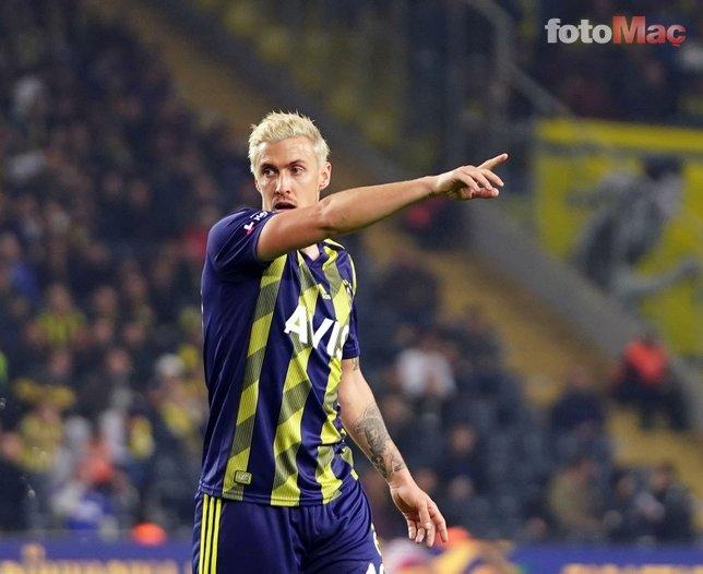 Fenerbahçe'de Max Kruse ve Ersun Yanal arasında yaşanılan konuşma ortaya çıktı!