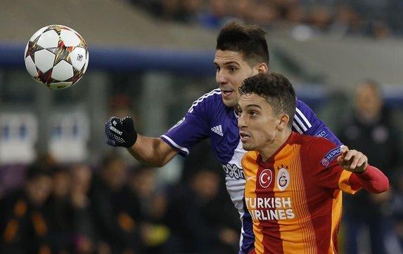 Anderlecht-Galatasaray
