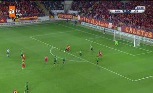 İşte Galatasaray'ın penaltı beklediği pozisyon