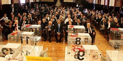 Galatasaray'ın 38. başkanı Mustafa Cengiz