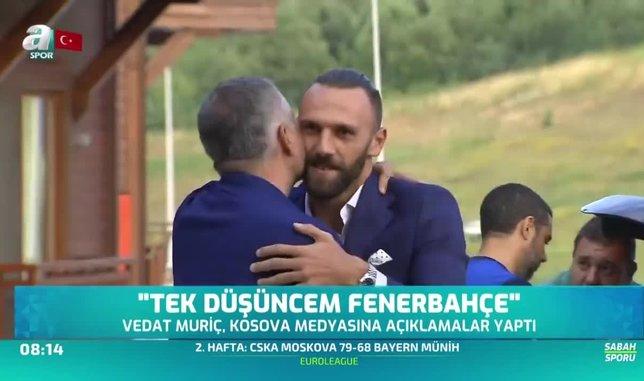 Vedat Murç: Tek düşüncem Fenerbahçe