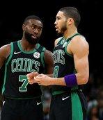 NBA'de ayın oyuncuları çaylakları ve koçları belli oldu!