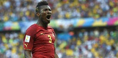 Asamoah Gyan'a resmi teklif