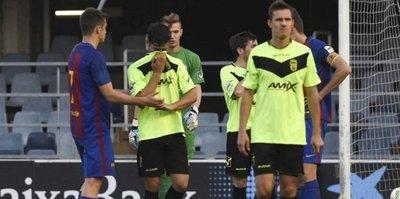 Barça'nın 12-0'lık galibiyetine şike soruşturması