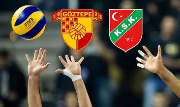 İzmir voleybolunda derbi heyecanı