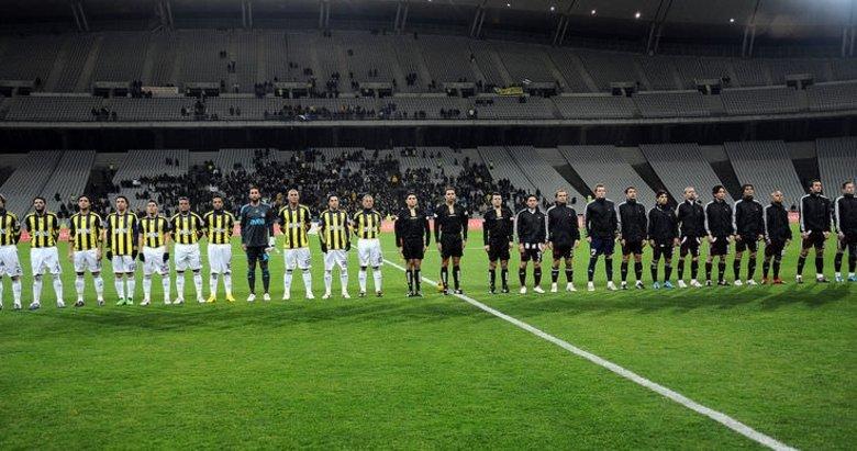 Fenerbahçe - Tokatspor (Ziraat Türkiye Kupası)