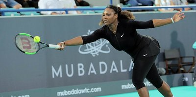Serena mağlubiyetle başladı