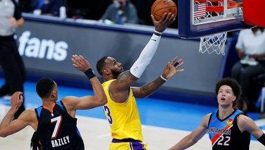 Los Angeles Lakers ve Milwaukee Bucks galibiyet serisine devam ediyor