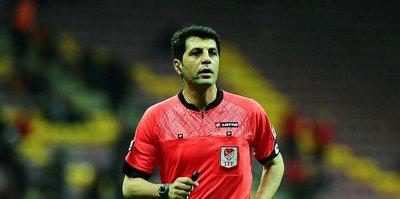Göztepe - Rizespor arasındaki erteleme maçının hakemi belli oldu