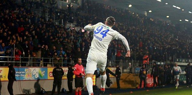 Çaykur Rizespor en fazla gol attığı sezonu yaşıyor