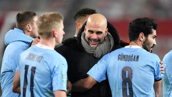 Manchester City finalde!