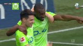 GOL | Wolfsburg 3 - 0 Union Berlin
