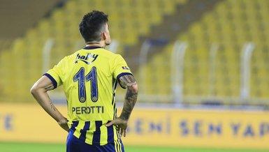 Perotti ile yollar ayrılıyor!