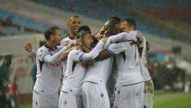 Trabzonspor BB Erzurumspor: 1-0 (MAÇ SONUCU - ÖZET)