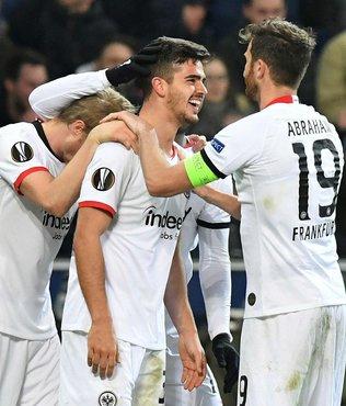 Salzburg 2-2 Eintracht Frankfurt | MAÇ SONUCU