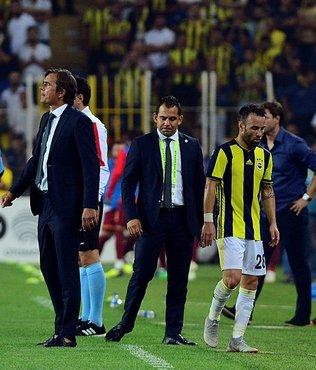Valbuena, Dinamo Zagreb kadrosuna alınmadı