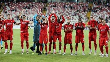 Sivasspor'un maç saati belli oldu!